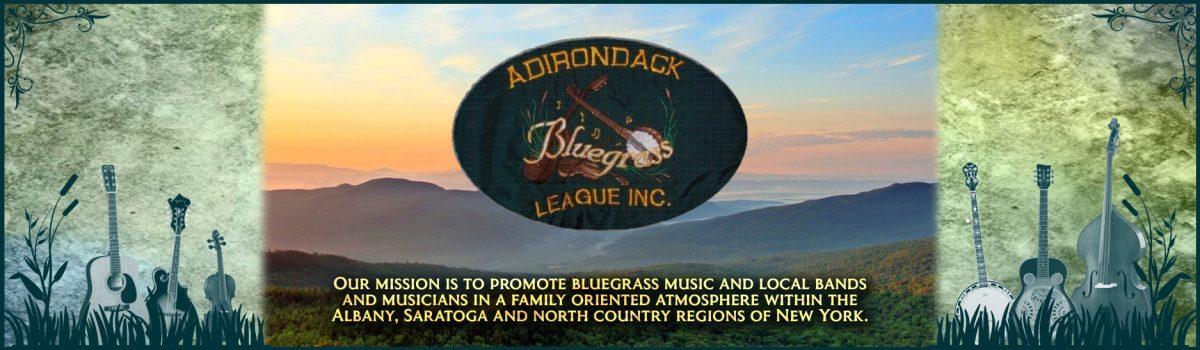 Adirondack Bluegrass League